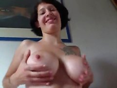Hottest Amateur Mature Biker Couple fuck on webcam