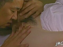 nasty asian chick s taco is drilled well