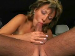 Stepmom Fucks The Limo Driver
