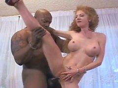 MomsWithBoys Squirting MILF Fucks Massive Black Cock