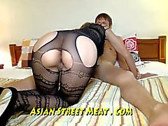 Beauiful Blond Asiatique Pleine Fuck My Ass