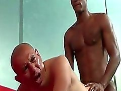Di Antonio Moreno e Billy lunga Interracial Anal cam
