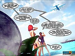 3D Comic: Vox Populi. Episode 30. New toys...