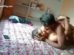 Desi indian couple fucking hard