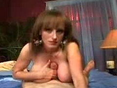 Big Wobblers POV Blow Job Sex Titjob